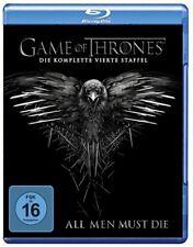 Game of Thrones Staffel 4 Blu-ray NEU OVP