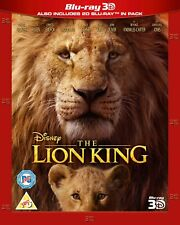 Disney The Lion King (Live Action) 2019 - 3D AND 2D...