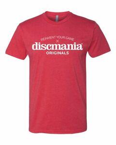DISCMANIA ORIGINALS SHIRT | DISC GOLF SHIRT | CHOOSE COLOR