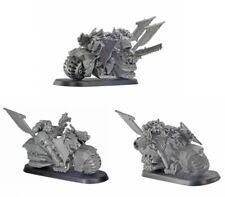 Dark Angels Space Marine Dark Vengeance RAVENWING BIKE Squad