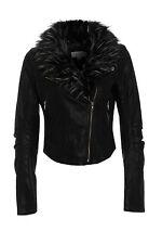 Zip Fur Outdoor Coats & Jackets for Women