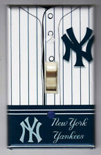 New York Yankees Home Jersey Light Switch Cover Plate - Yankees Decor