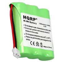 Hqrp Batterie Téléphone sans Fil pour Ge 5-2548 52548 5-2549