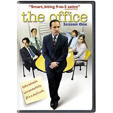 The Office - Season One (DVD, 2005) Steve Carell Brand NEW