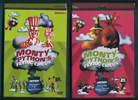 Monty Python's Flying Circus Season 3 New 4 DVDs BBC British Comedy Cleese Idle