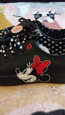 Mickey mouse Minie mouse Shoes Size 7UK