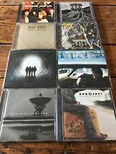 Bon Jovi 8 Cd Lot This Left Bounce Circle Destination What Burning House These