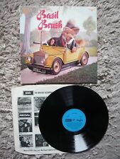 Basil Brush Original 1970 Vinyl Regal / Starline A1/B2 Matrix LP Children's TV