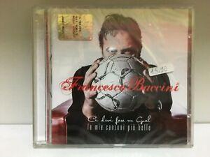 CD album: Francesco Baccini - Ci Devi Fare Un Goal [sigillato]