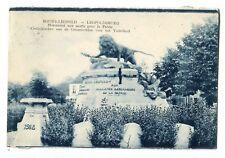 CPA-Carte postale- Belgique -Bourg Léopold - Monument - 1932 (CP199)