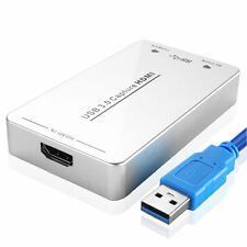 Pro HDMI to USB3.0 Video Capture Dongle 1080P Card Box for Linux OS Windows Tool