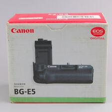 **Original** Canon BG-E5 Vertical Grip for EOS 450D 500D 1000D NEW