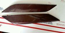Carbon Fiber/ kevlar hybrid Eyelids Nissan 350Z 03-08 Red
