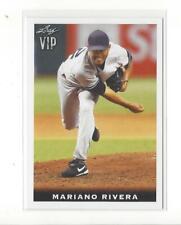 2018 Leaf National Convention #04 Mariano Rivera VIP Yankees