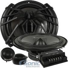 "Soundstream AC.6 100W RMS 6.5"" Arachnid Component Car Stereo Speaker System"