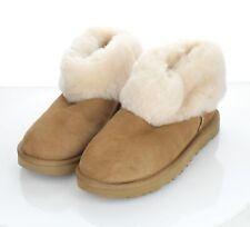64-17 NEW $180 Women's Sz 8 M Ugg Classic Mini Fluff Genuine Shearling Bootie