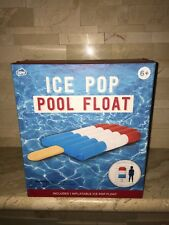 ICE POP INFLATABLE POOL FLOAT