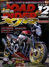 [BOOK] ROAD RIDER 12/2013 Yamaha XJR 1300 1200 Yajima 250RS Suzuki Katana GSX