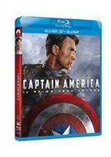 Captain America - Il primo vendicatore (Blu-Ray 3D + Blu-Ray Disc)