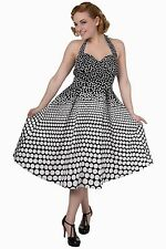 Cotton Spotted Regular Size Dresses for Women