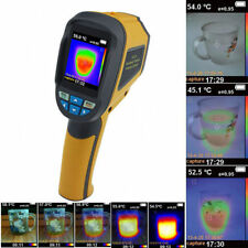 HT-02 Handheld Thermal Imaging Camera -20℃~300℃ IR Infrared Thermometer Imager