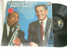 JOHNNY HODGES & LAWRENCE WELK Marty Paich Benny Carter Dot mono dg LP