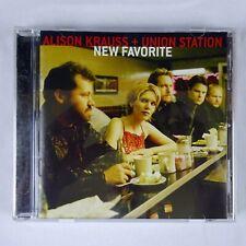 Alison Krauss & Union Station CD New Favorite