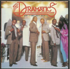 The Dramatics -  Anytime, Anyplace       new  remastered  cd  Ptg