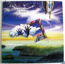 SYNDROME a sequence of 28 synthesizer themes - Ed Starink - 33 giri 12""