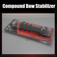 1PC Archery Compound Bow Stabilizer Balance String Stop Suppressor Silencer Hunt