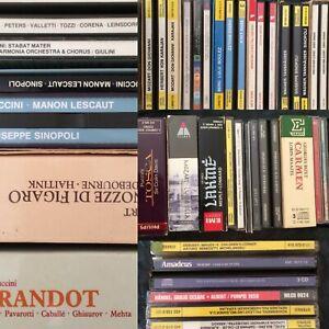 CD opera lirica