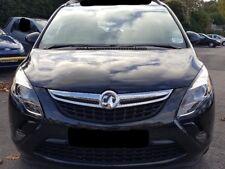 2014 VAUXHALL ZAFIRA TOURER 2.0 SE 5D DIESEL AUTOMATIC 15000mi Black + Warranty