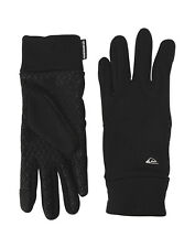 QUIKSILVER Touch Screen Gloves Size M Grip On Palms