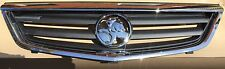 HOLDEN VY BERLINA CHROME FRONT GRILLE Suits VY CALAIS With No Bonnet Mould NEW