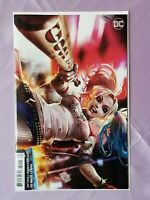 HARLEY QUINN #59 DERRICK CHEW SIDEWAYS VARIANT EDITION DC COMICS BATMAN