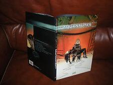 LES AQUANAUTES N°3 L'ALLIANCE - EDITION ORIGINALE JUIN 2002 DEDICACE PARNOTTE