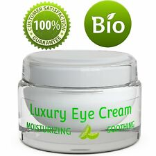 Pure and Natural Eye Cream for Sensitive Skin Reduces Wrinkles Puffiness Lines