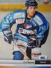 426 Chad Bassen Straubing Tigers DEL 2007-08