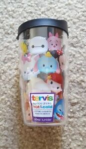 NEW Tervis Hot/Cold 10 oz Tumbler with Lid Tsum Tsum Disney