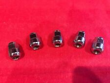 5 GENUINE HONDA ACURA CIVIC WHEEL LUG NUT BOLT 19mm 12x1.5 90381-S87-A01