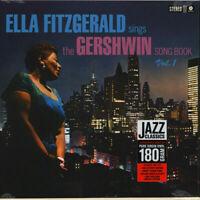Fitzgerald- EllaSings The Gershwin Song Book Vol 1 (New Vinyl)
