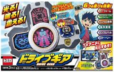 NEW Takara Tomy Tomica Hyper Rescue Drive Head Drive Gear Special Badge Japan