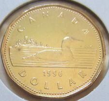 1996 Canada One Dollar Coin. (UNC. Loonie)