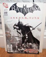 DC Batman Arkham City - 1st Issue - DC Comics - Used