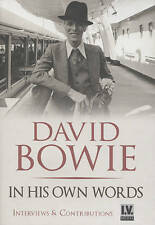David Bowie: In His Own Words - Interviews  Contributions (DVD, 2016)