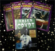 NEU: TALES FROM THE CRYPT 1 * DVD + 4x DÄMONEN-LAND Hefte u.a. SEIN ERSTES OPFER