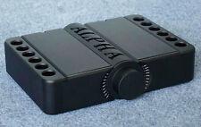 Black Full Aluminum CNC Amplifier Chassis/ Mini AMP Case/ Preamp Enclosure DIY