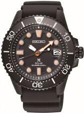 """Seiko Prospex Solar """"Black Series"""" Special Edition Herrenuhr Uhr SNE493P1"""