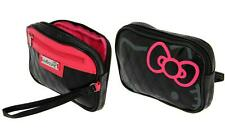 Hello Kitty travel bag with metal logo