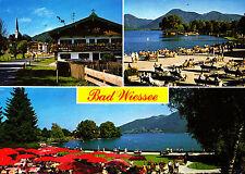 Bad Wiessee ; Ansichtskarte gel.
